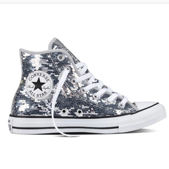 sparkly converse high tops - 52% OFF